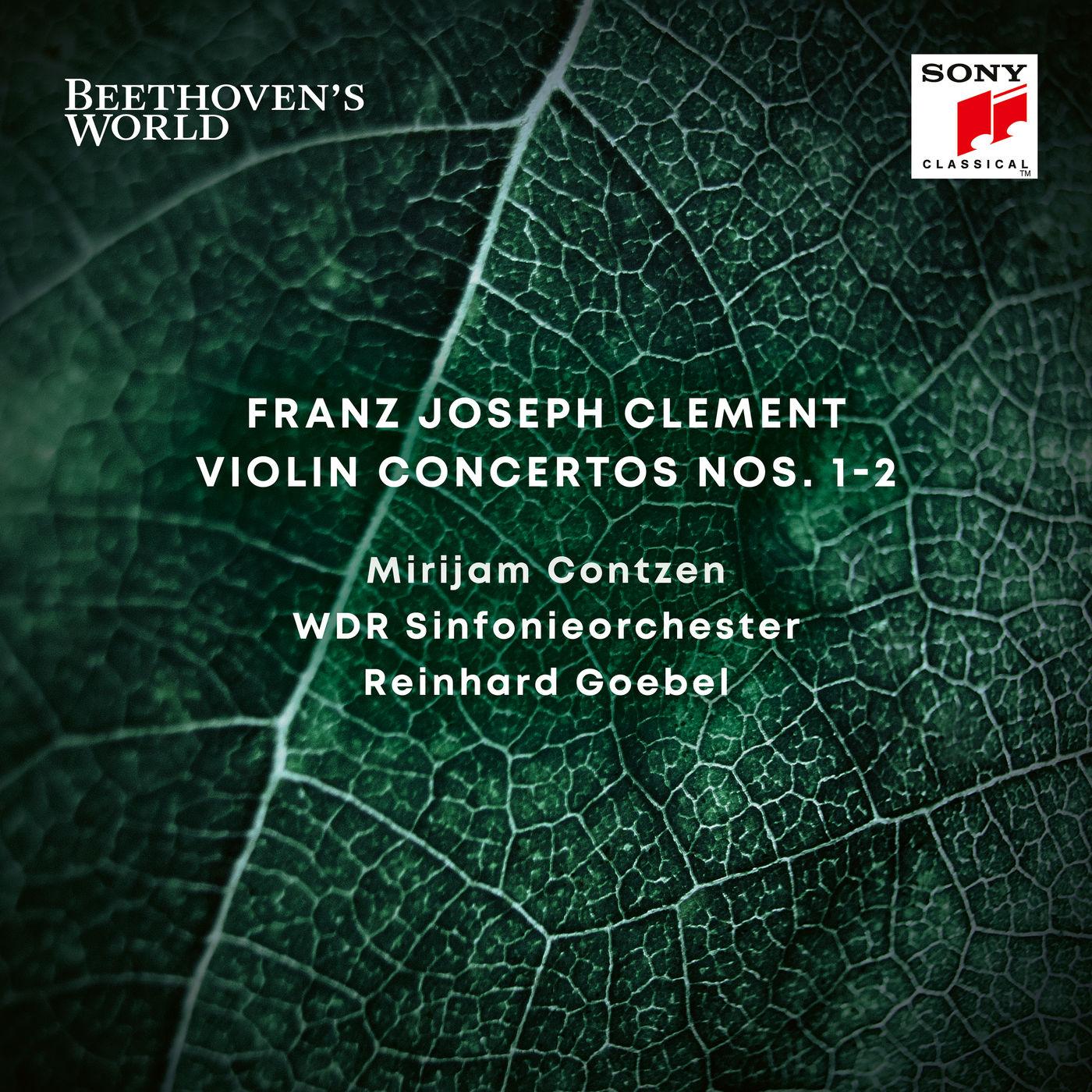 Reinhard Goebel – Beethoven's World – Clement: Violin ...