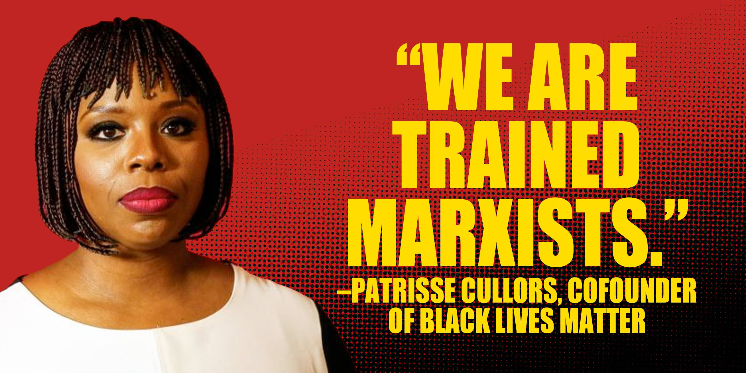 BLM is a funded Marxist group. Would you like to know more? : walkaway