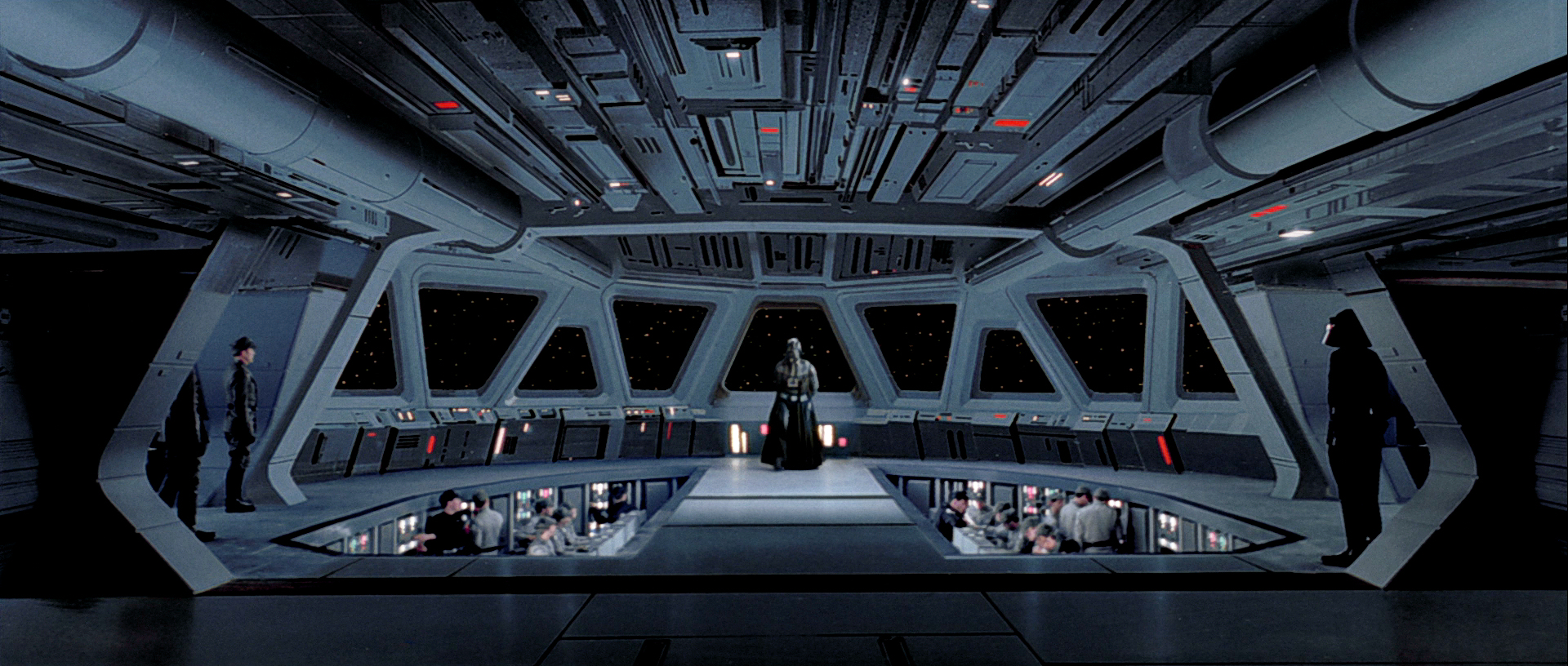 The Empire Strikes Back has some amazing cinematography ...