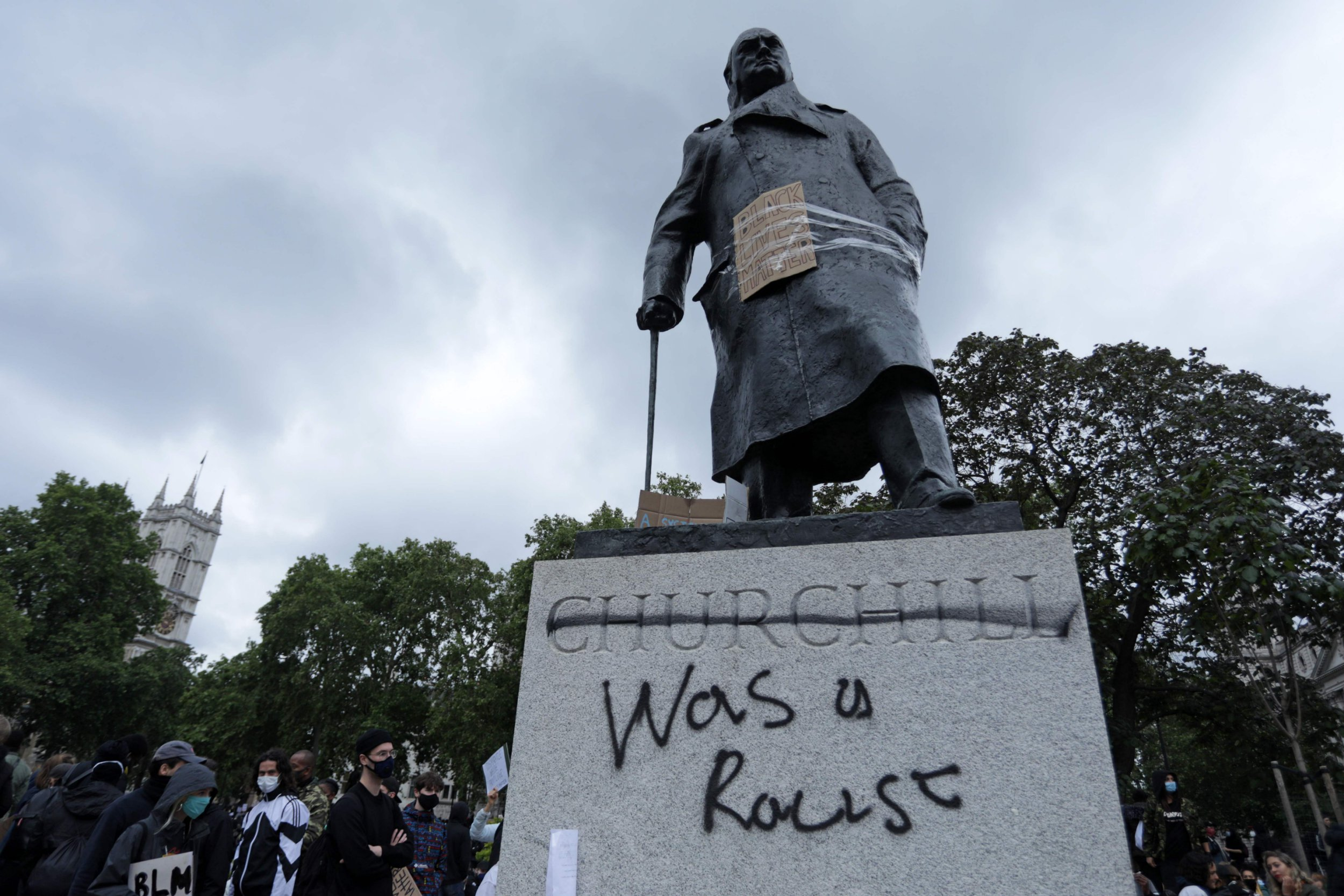 Was Winston Churchill racist? Why some have accused ...