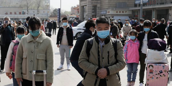 Countries around world are all of a sudden easing their Coronavirus lockdowns…