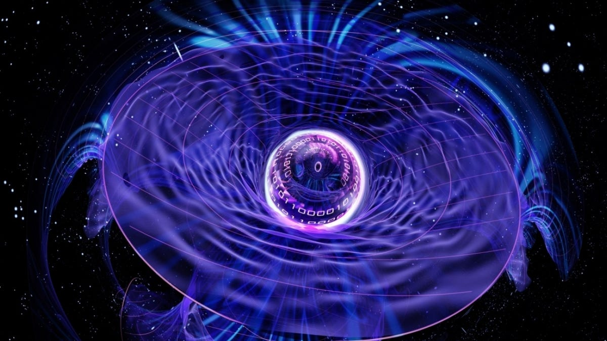 Google Scientists Are Using Quantum Computers to Study Wormholes that Link Pairs of Black Holes…