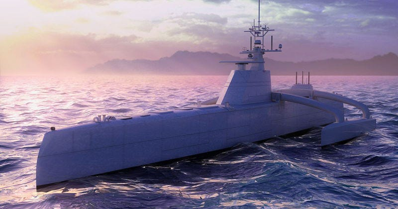 DARPA gets back to work on developing autonomous ships as Navy pushes for unmanned fleets…