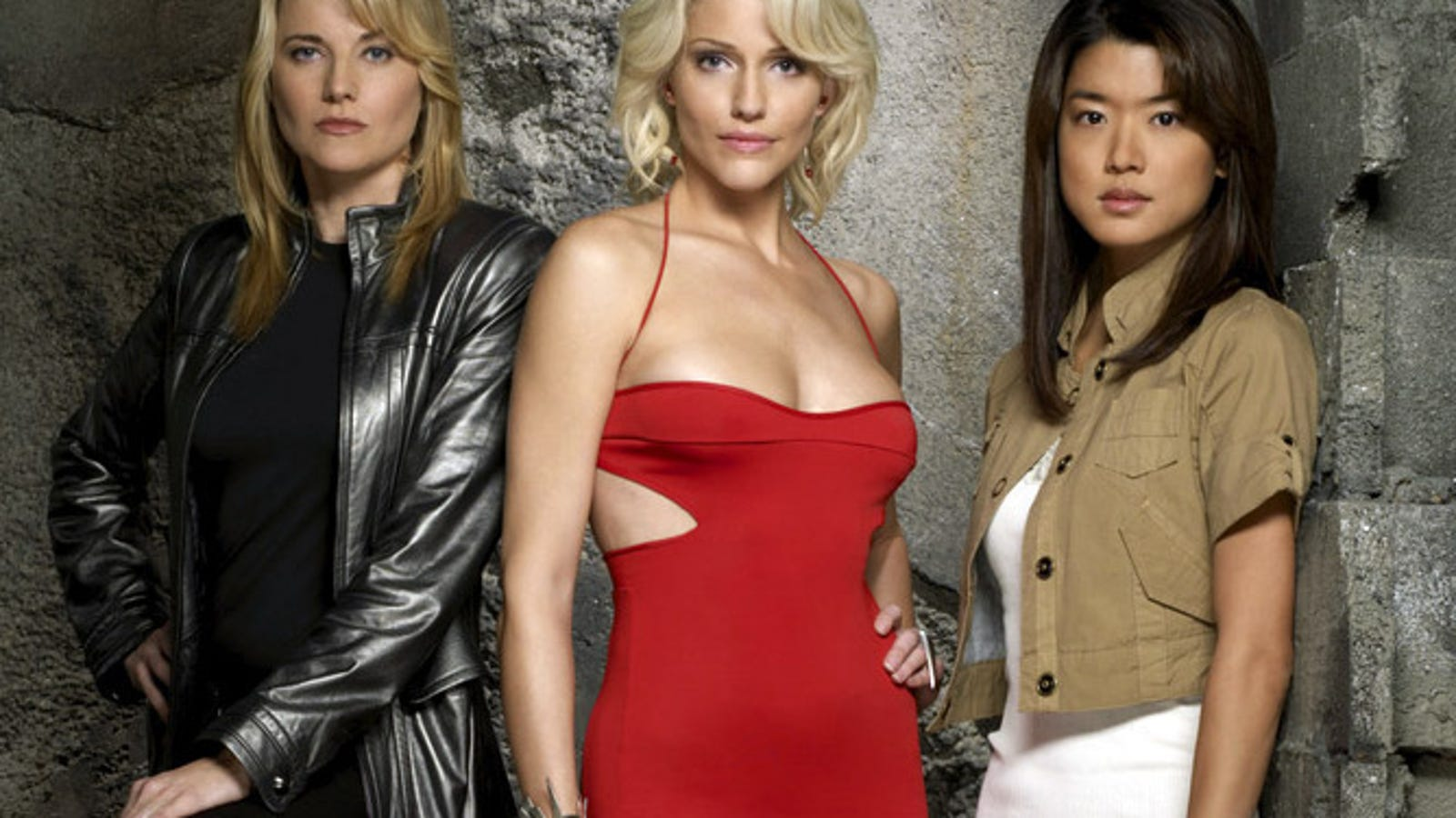 New Cast Photos From Battlestar Galactica Season 4