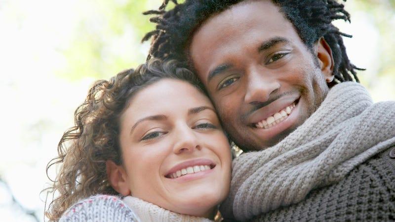 Typisk bild vid sökning på White Couple