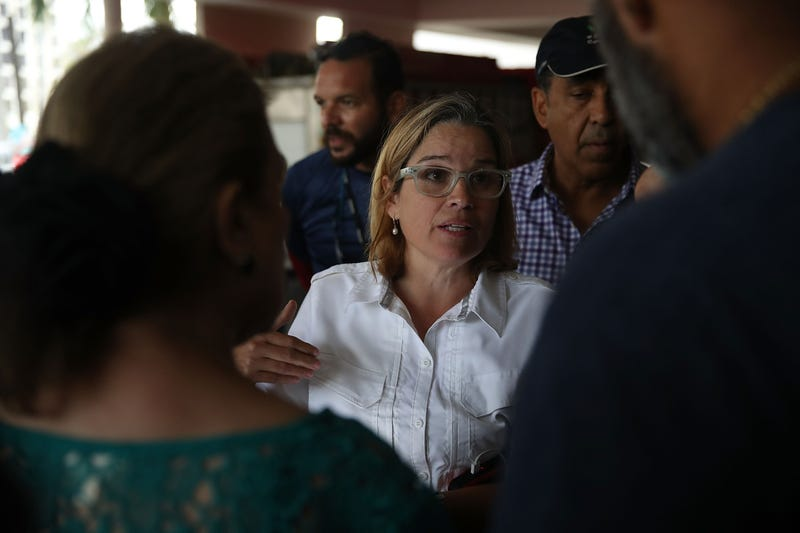 "San Juan Mayor Carmen Yulín Cruz on Trump, Shock Doctrine and ""Disaster Capitalism"" in Puerto Rico"
