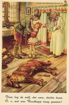little red riding hood woodsman - Google Search | Little ...