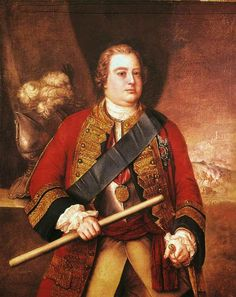 """Duke of Cumberland """"The Butcher"""" When it became clear to ..."""