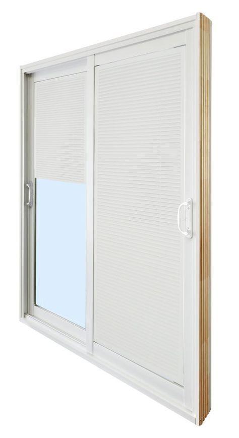 Patio Door Mini Blinds Between Glass - Patio Ideas