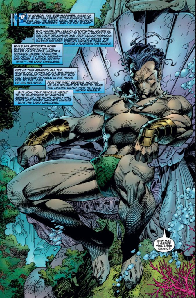 Namor75: 365 Days With Namor the Sub-Mariner - Page 143 ...