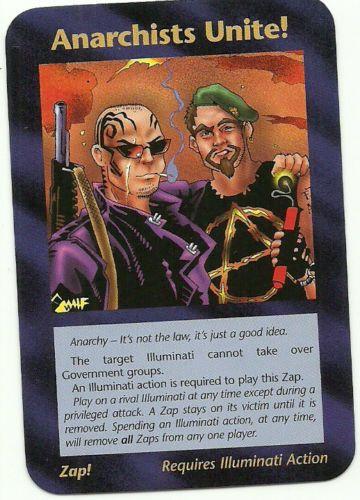 The Illuminati Card Game- Let's Play!   The Vigilant ...