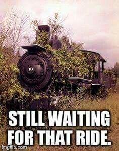 Railroad Humor   Abandoned train, Abandoned, Abandoned places