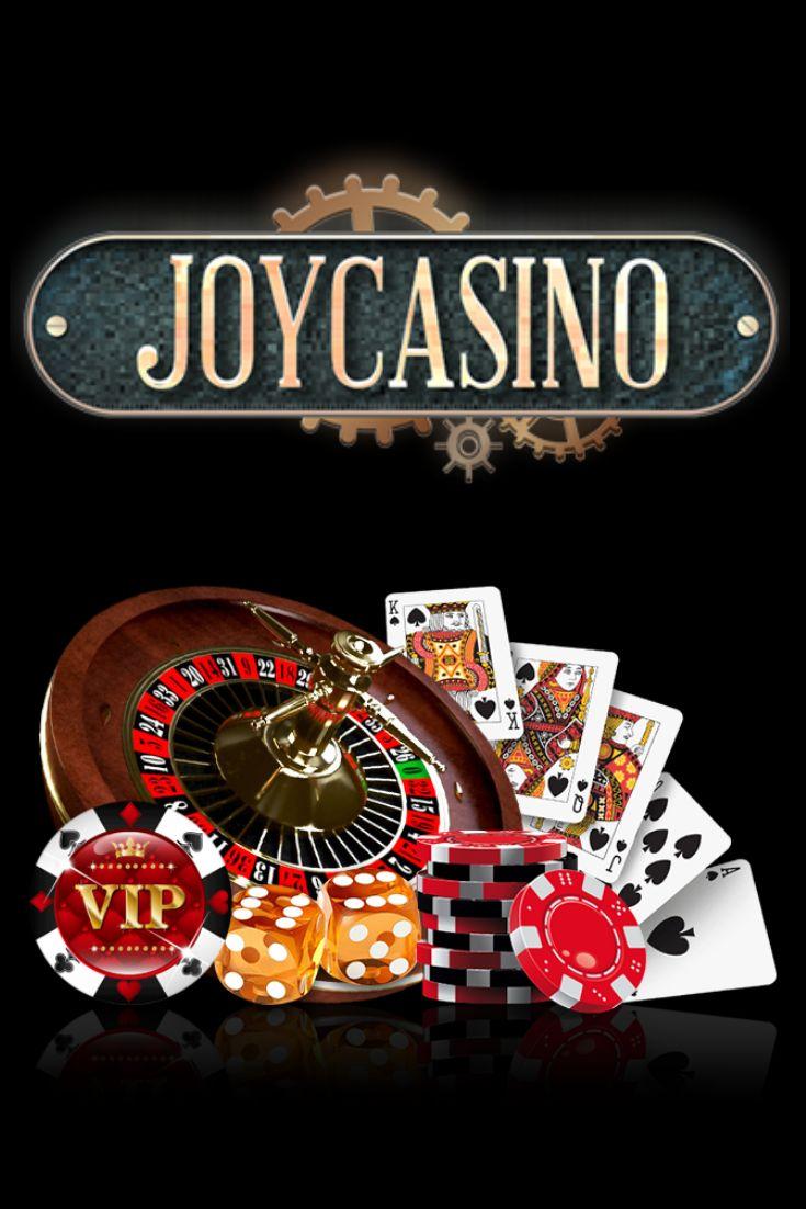 Играй на Casino Joy и получай огромные бонусы