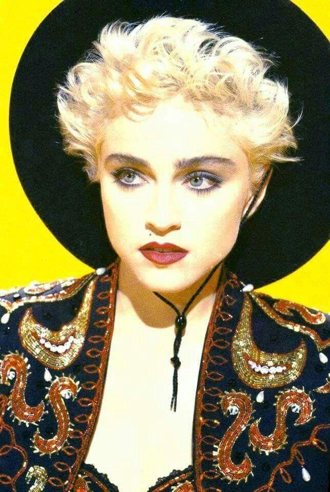 Pin by Jeff Richardson on Madonna | Madonna fashion, Madonna young, Madonna