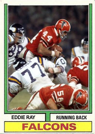 351 best My Custom Football Cards images on Pinterest ...