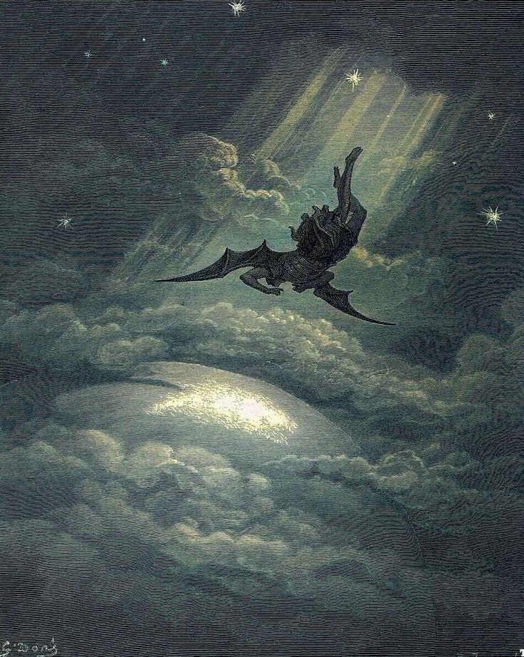 Satan Banished from Heavens in 2020 | Celestial, Heaven, Satan