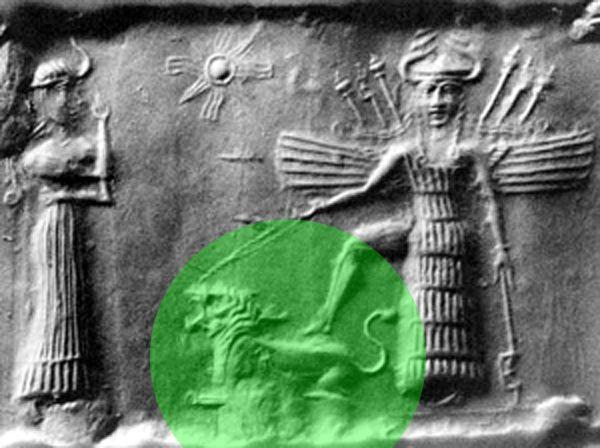 Ishtar Inanna