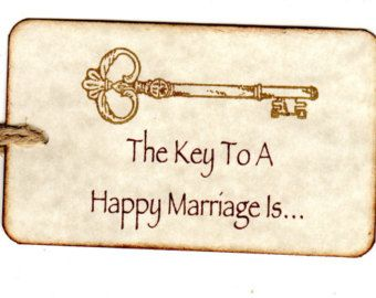 vintage key wedding ideas | Wedding tags, Wedding advice ...