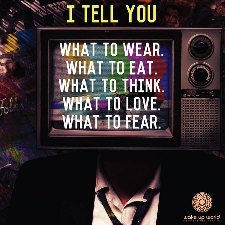 186 best Wake Up- TV Brainwashing & Media Puppets images ...