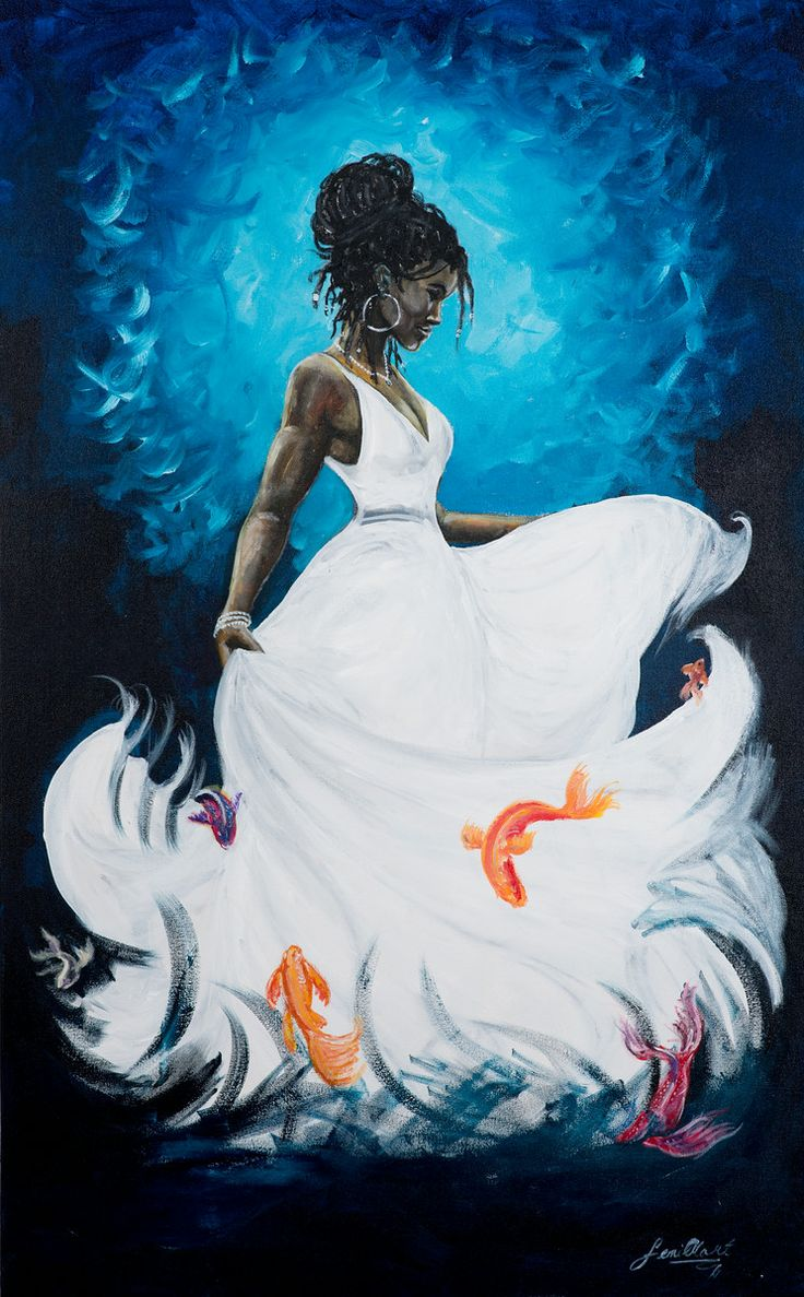 341 best Yemaya Mother of the Ocean images on Pinterest ...