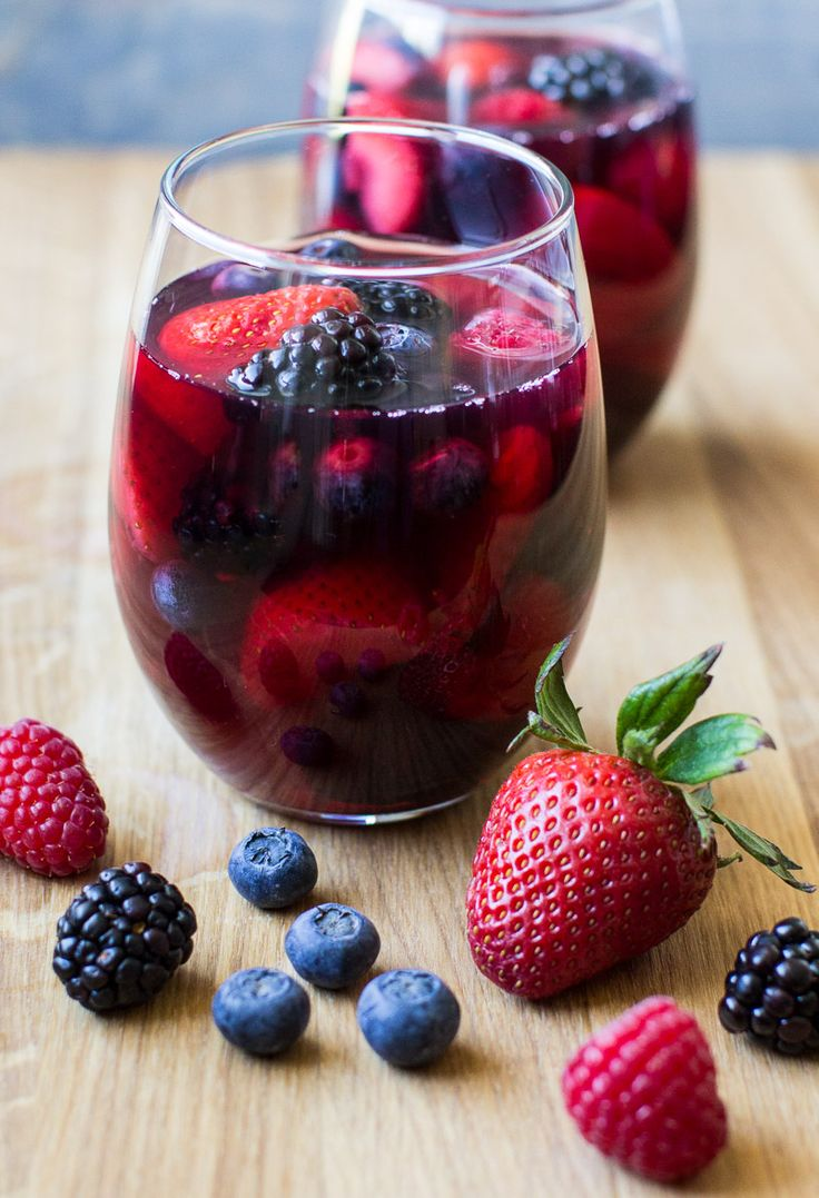 364 best Delicious Drink Recipes with Berries images on ...