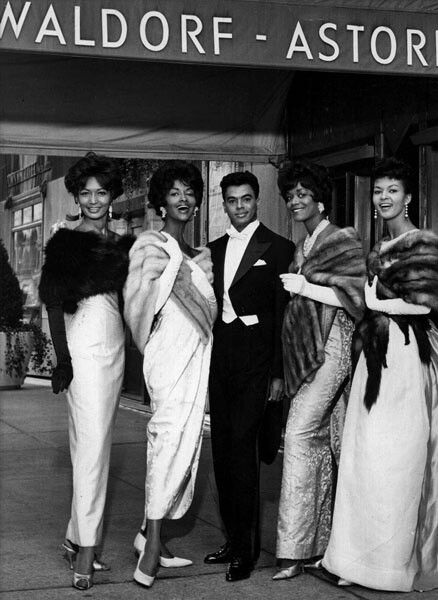 Classy | Vintage black glamour, African american fashion ...