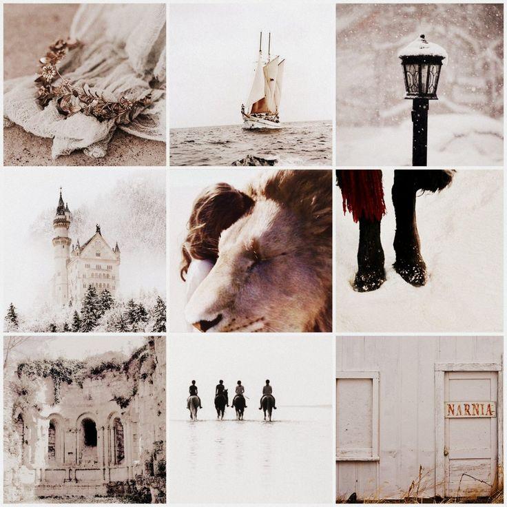 ★彡 the chronicles of narnia aesthetic 彡★ | Narnia, Aslan ...