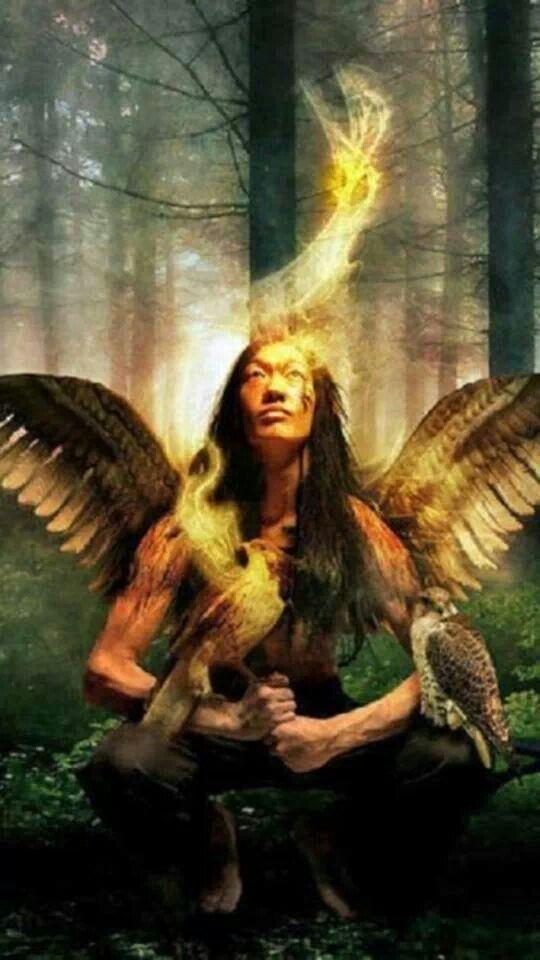 spirit guides | Proverbe amérindiens, Chamanisme, Art amérindien