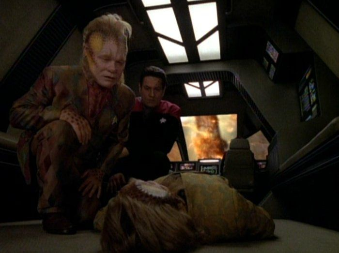 Mortal Coil (episode) - Memory Alpha, the Star Trek Wiki ...
