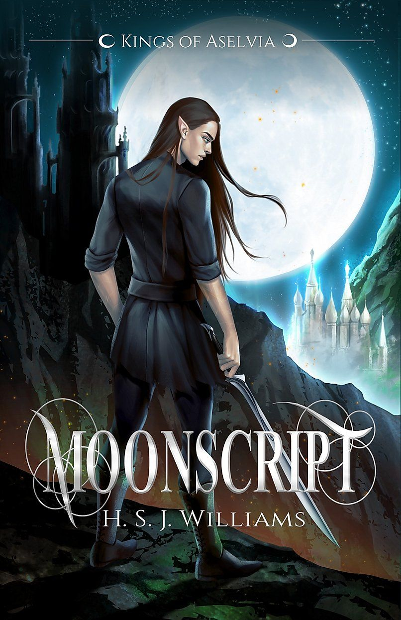 Cover Reveal: Moonscript in 2020 | Good books, Cover ...