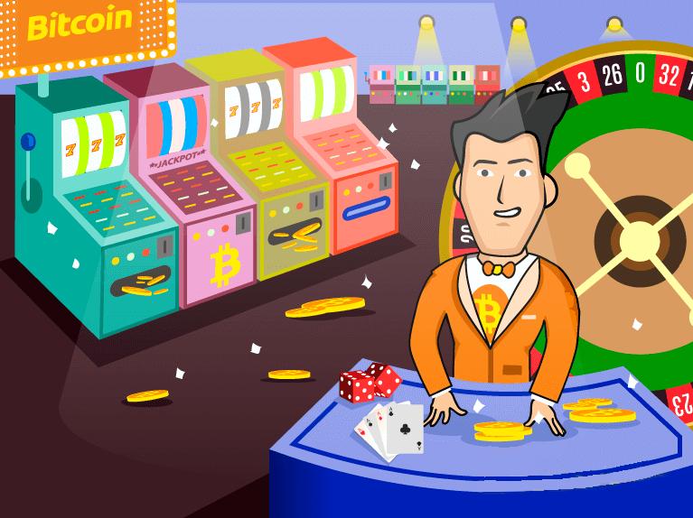 Live dealer games at BitStarz bitcoin casino