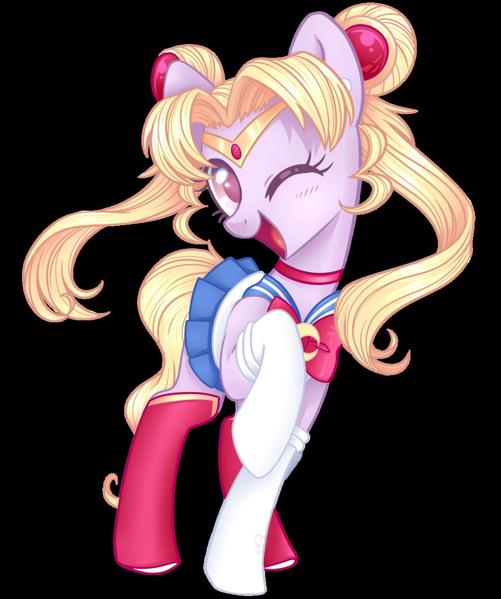 Magical Pony by MoonSugarStars | Pony, Little pony, Sailor moon