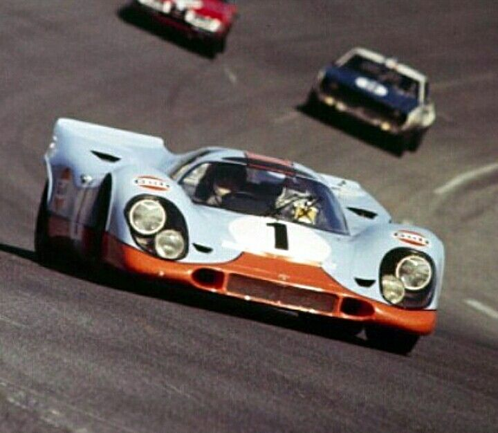 Pin by Geoff Daly on Porsche917 | Sports car racing ...