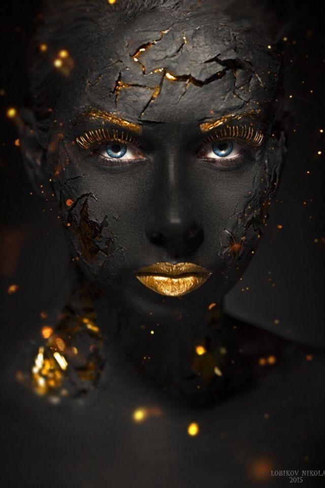 """Photo """"***"""" by Nikolay Lobikov #500px   Black women art ..."""