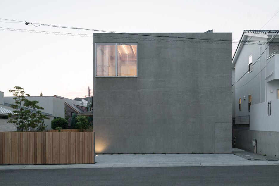 Relation house in Hyogo, Japan by Tsubasa Iwahashi ...