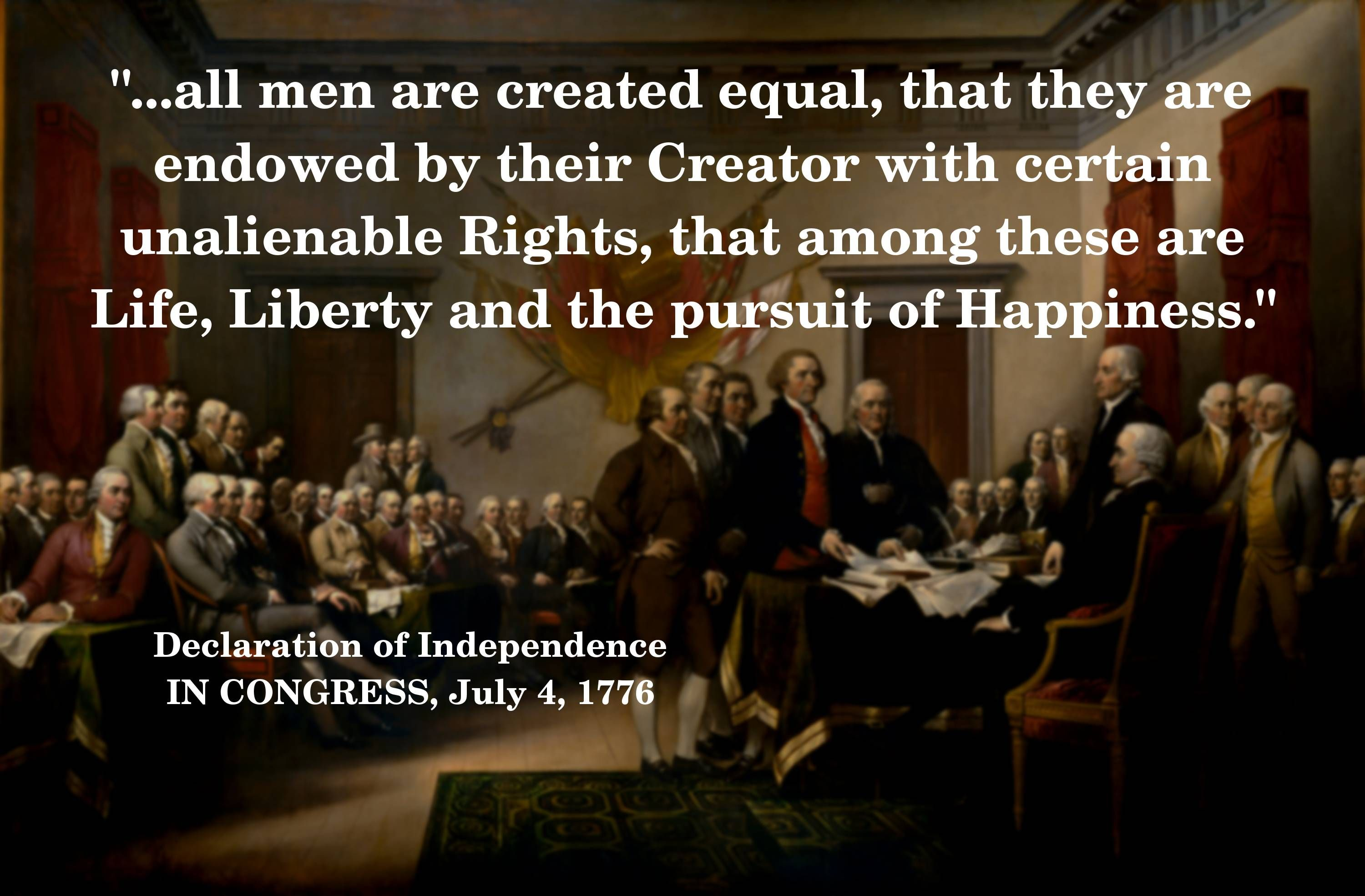 United States Declaration of Independence | Declaration of ...