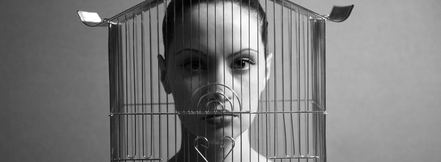 Break Free, Wild Woman - A Cage Is Your Identity Only ...