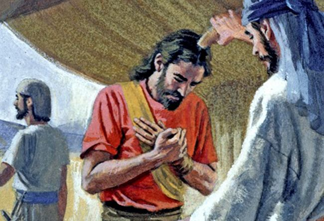 Anointing of Jehu: Then the prophet Elisha called a member ...