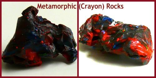 How to Simulate the Rock Cycle with Crayons - Navigating ...