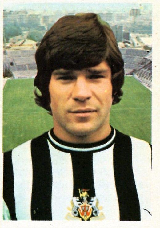 Malcolm MacDonald of Newcastle Utd in 1974.   Malcolm ...