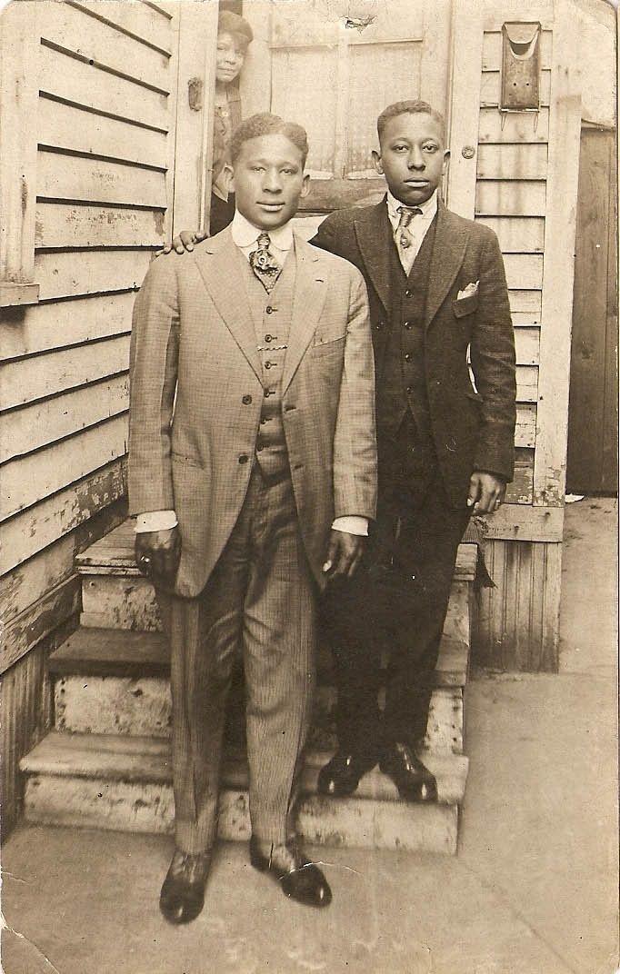 """Men of """"The Great Migration"""" - African American men ca ..."""