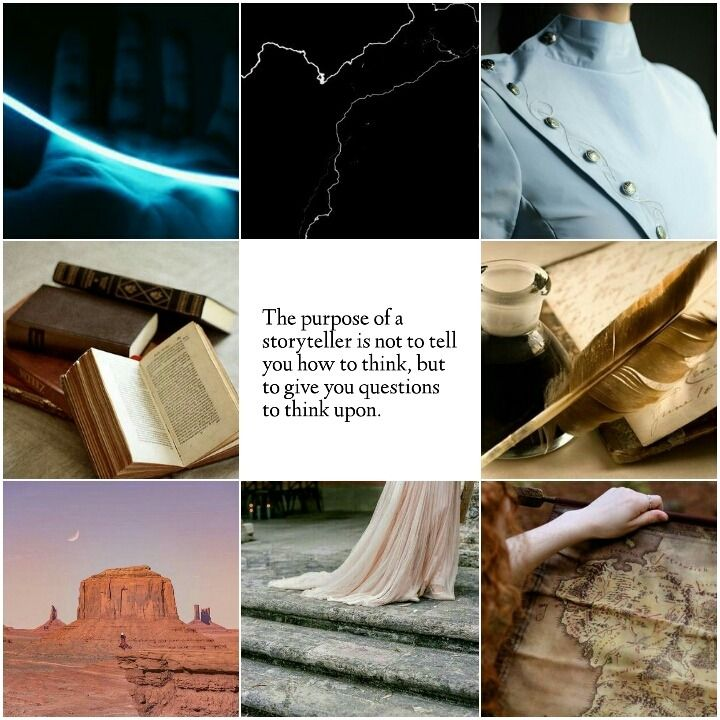 STORMLIGHT AESTHETIC | This or that questions ...