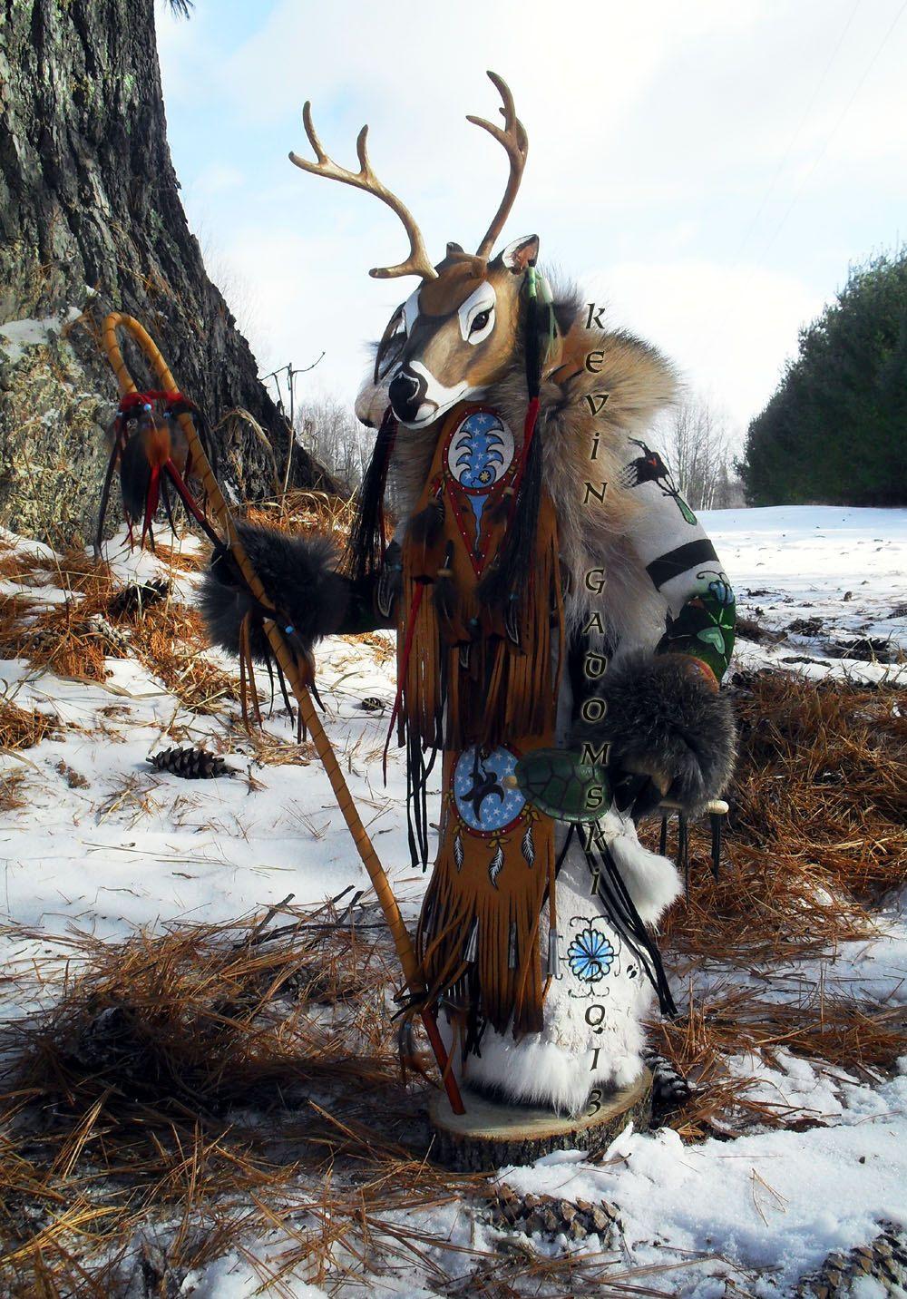 Deer Manitou (Spirit or Totem) in 2019 | Awesome stuff WOW ...