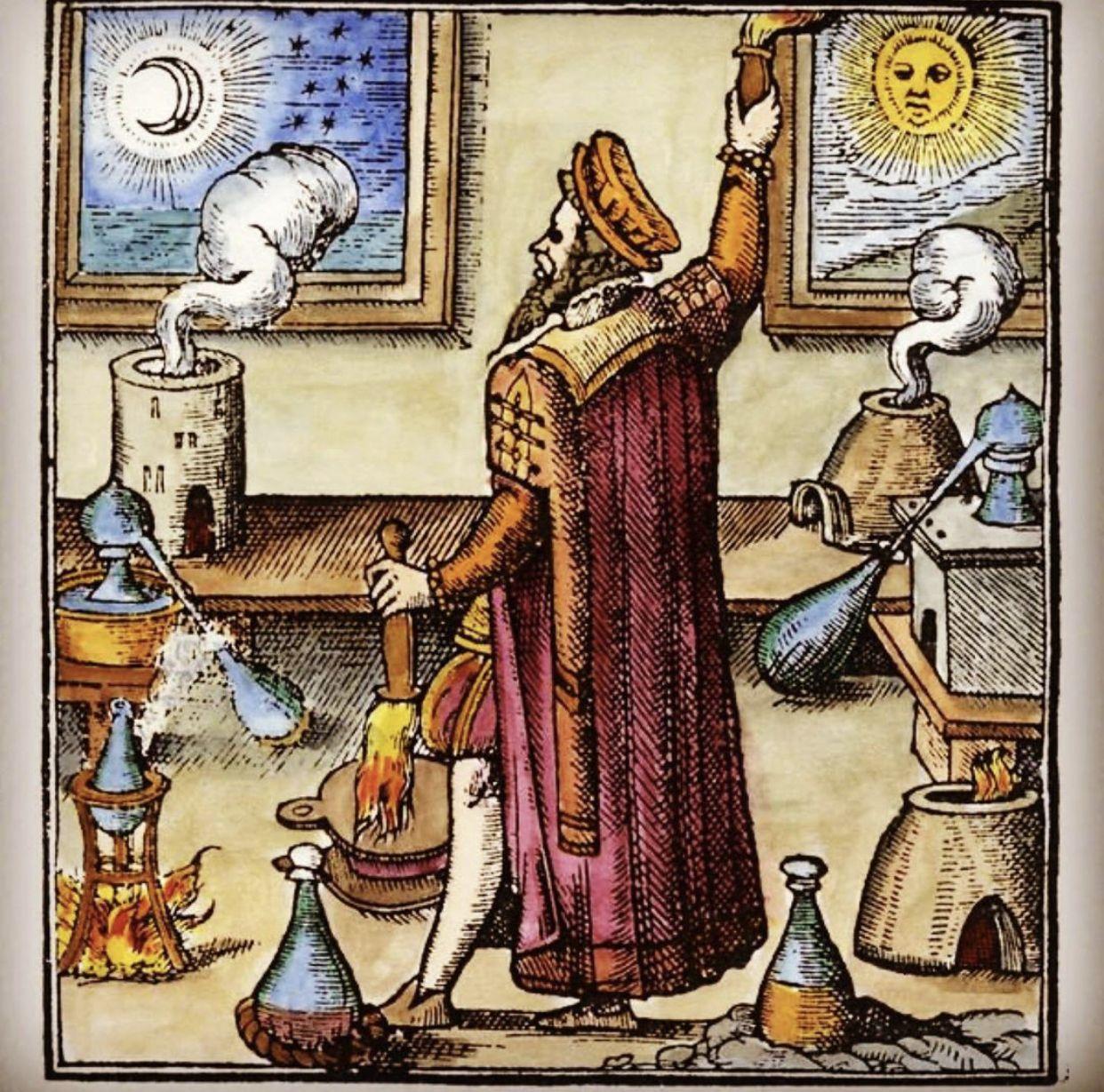 Pin on Alchemy