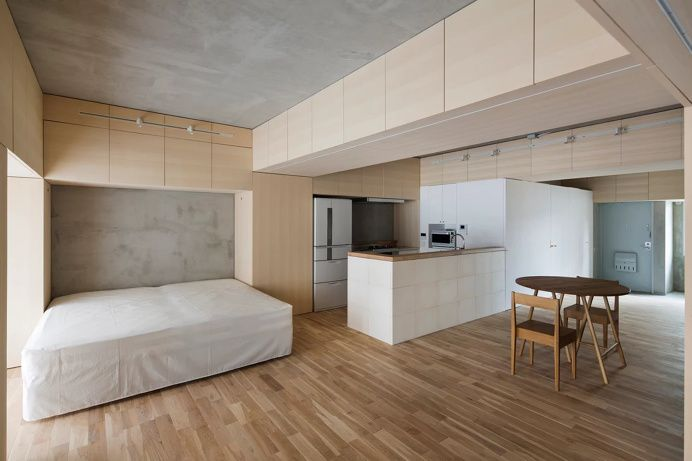 Pin by FRANK MAWU on THE HOME | Condominium interior ...