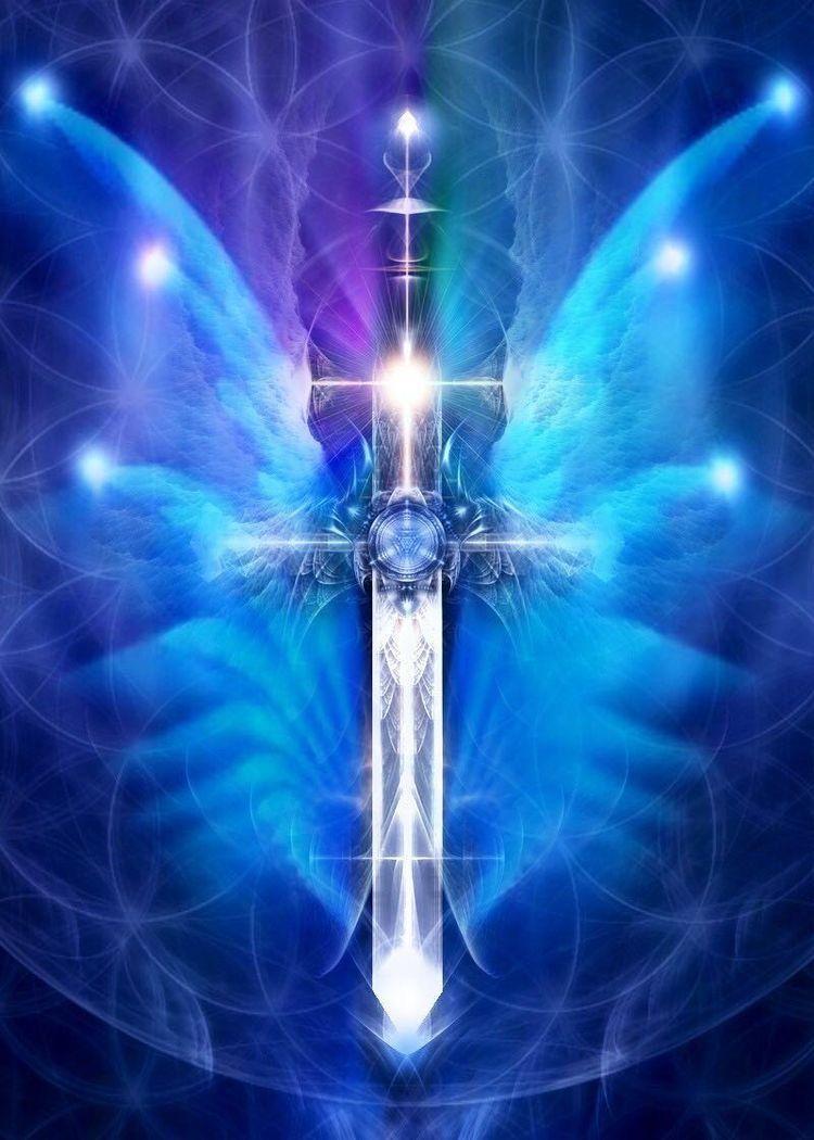 #archangelmichaelsword   Erzengel michael, Erzengel ...