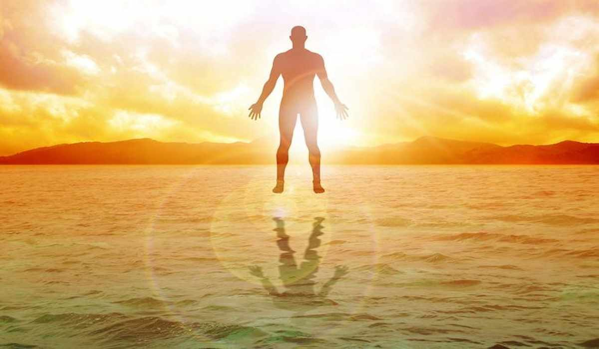 """The """"vibrational shift"""" is the change of consciousness ..."""