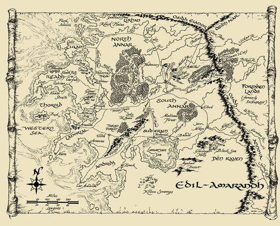 Edil-Amarandh from The Gift by Alison Croggon. | The Books ...