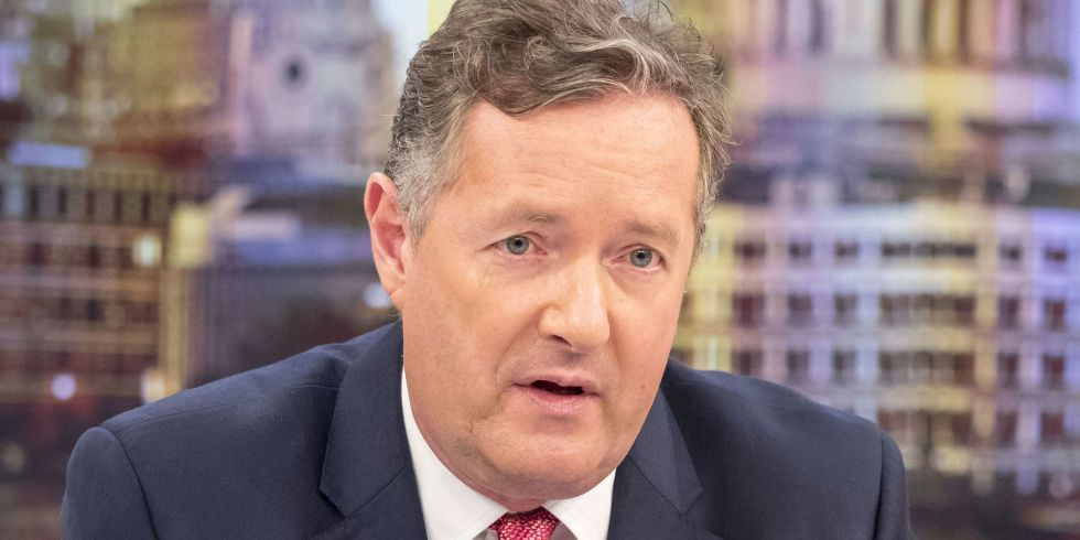 Piers Morgan's son angry over his father-Ariana Twitter ...