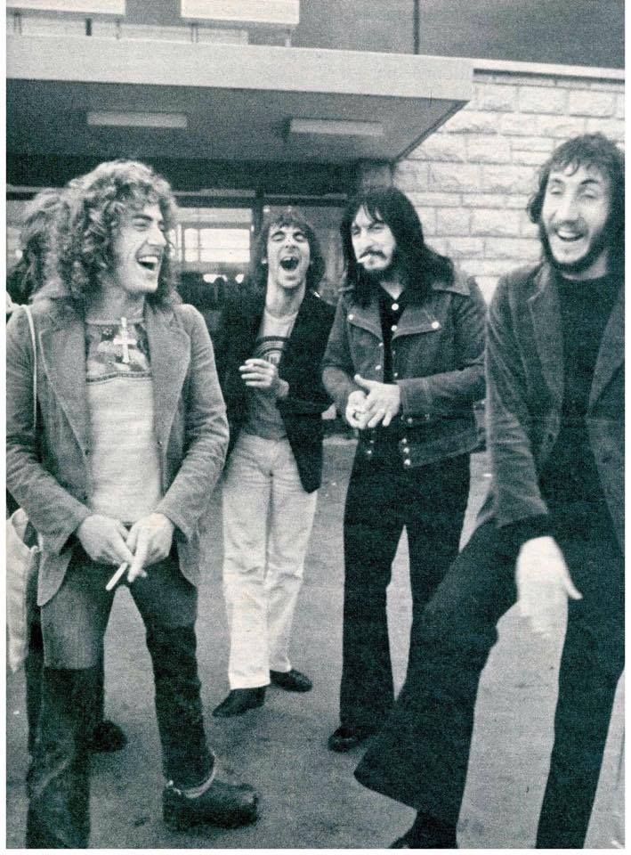 Pin by Gretchen Hillstead on The Who in 2020 | Rock music ...